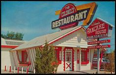 Colonel's Pancake House! Joplin, MO Classic Restaurant, Cool Restaurant, Bar Be Que, Home Sweet Hell, Joplin Missouri, The Pancake House, Bar Workout, American Diner, Soda Fountain