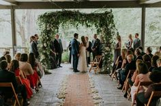 With its Tudor style and picturesque grounds, The Club at Hillbrook is a full-service country club that makes a gorgeous wedding venue in Ohio.   Photo Credit: Mallory + Justin