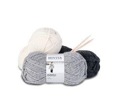 Kokotaulukot Novita Isoveli Baby Dress Pattern Free, Free Pattern, Free Aran Knitting Patterns, Swatch, Baby Kind, Craft Storage, Cable Knit Sweaters, Winter Hats, Sweaters For Women