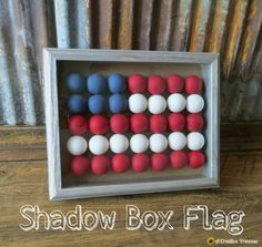 Great Ideas -- 20 Patriotic Projects Part Four!