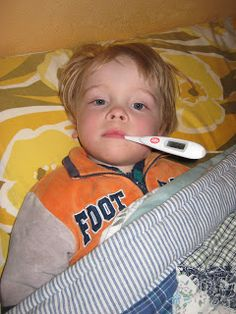 Are you prepared for your child's Illness BEFORE they get sick? #kids #illness #preparedness