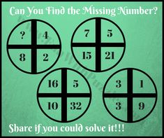 Mind Bending Math puzzles and brain teasers for adults-Brain Teasers Puzzles Riddles Math Puzzles Brain Teasers, Math Logic Puzzles, Hard Puzzles, Math Games, Riddle Puzzles, Number Puzzles, Math Activities, Brain Teasers For Adults, Circle Math