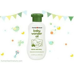 I'm selling Natural Baby Wonder Oil for ₱159.00. Get it on Shopee now!https://shopee.ph/enahhbanana/544592087 #ShopeePH