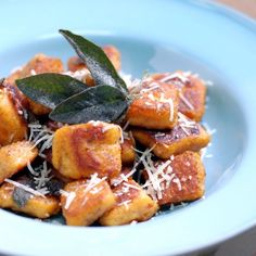 Chrissy Teigen's Sweet Potato Gnocchi Recipe | www.cheesecakeforbreakfast.co