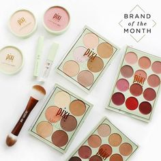 Meet the #PixiPretties: @maryammaquillage, @aspynovard and @itsjudytime! Creating their *dream* beauty products in collaboration with our #CultBrandofTheMonth, Pixi, this edit of make up must-haves combines Pixi's fuss-free (but flawless) philosophy with the effortless style of some of the blogging world's leading taste-makers - and now you can get your hands on them too! Click the link in our bio to shop. #Pixi #MaryamMaquillage #ItsJudyTime #AspynOvard #Bbloggers #makeup #makeupaddict…