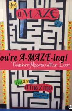 You're A-Maze-ing