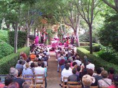 Fun Jazz durant l'actuació als Jardins de Santa Clotilde de Lloret de Mar. Foto: Laura Bertran.