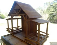 outdoor nativity stables - Google Search
