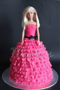 Barbie Cake <3 on Cake Central