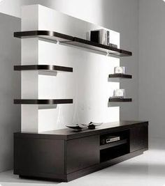 """Acquire terrific suggestions on """"tv wall mount cabinet"""". They are actually accessible for you on our internet site. Living Room Tv Unit Designs, Wall Unit Designs, Tv Unit Decor, Tv Wall Decor, Tv Cabinet Design, Tv Wall Design, Modern Home Interior Design, Interior Design Living Room, Tv Unit Furniture Design"""