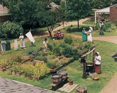 Alabama Constitution Village, Huntsville. See where the state of Alabama was born in 1819. Village includes a cabinet shop, law office, and a post office.