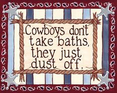 For Mikey's cowboy room
