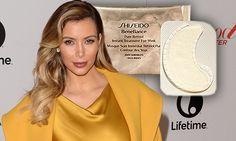 Kim Kardashian's £5 beauty secret: Star swears by eye patches to combat those new mother dark circles