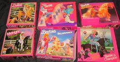 My lovely Barbie horses :-) | Dallas, Western Star, High Ste… | Flickr