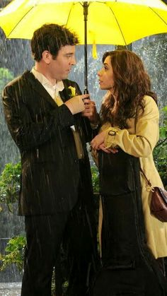 You Have Less Than a Month to Watch How I Met Your Mother Before It Leaves Netflix Ted Mosby, Tracy Mosby, Movies And Series, Movies And Tv Shows, Ted And Tracy, Netflix November, Yellow Umbrella, Himym, I Meet You