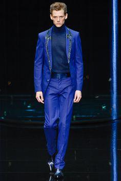 Roberto Cavalli | Spring 2013 Menswear Collection | Style.com