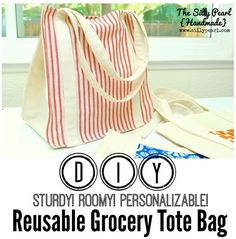 DIY Reusable Grocery
