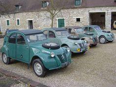 Citroën 2CV Saharas