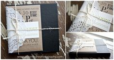 Allison Marie Photography packaging