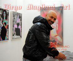 Intervista a DIEGO MAGLIANI