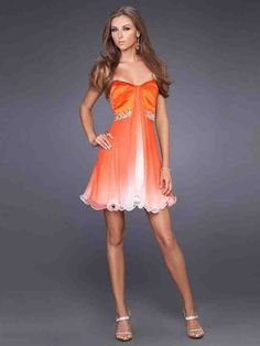 Shop La Femme evening gowns and prom dresses at Simply Dresses. Designer prom gowns, celebrity dresses, graduation and homecoming party dresses. Wholesale Prom Dresses, Prom Dresses 2015, Wedding Party Dresses, Bridal Dresses, Orange Party Dresses, Orange Bridesmaid Dresses, Orange Dress, Short Semi Formal Dresses, Short Dresses