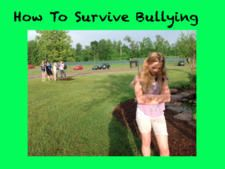 How To Survive Bullying by Pam Pirogowicz