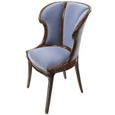 French art Nouveau Arm Chair by, Eugene Gaillard