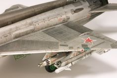 Mig-21 1/48 Scale Model