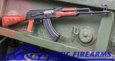 Polish WBP AK47 Rifle IMAGE -- another recommended AK from the CTD article