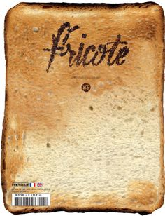 Cover of Fricote – French food magazine