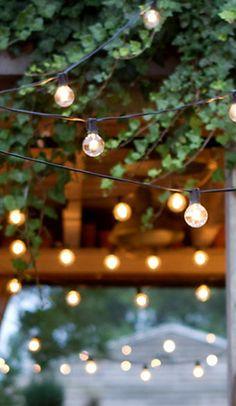 String Lights #anthroregistry