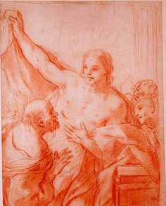 Old Master Drawings: Guercino (Giovanni Francesco Barbieri, 1591-1666)