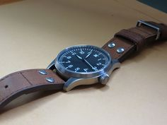 The Watch Post: Review of the STOWA Flieger Classic