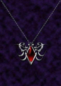 DameOdessa necklace by Darla-Illara.deviantart.com on @DeviantArt