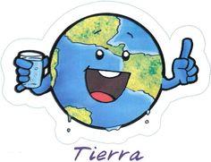 Planeta tierra para niños - Imagui