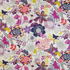 203267s Lilac by Greenhouse Design Fabric