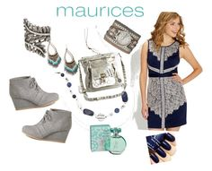 """""""Maurices 1"""" by allefale ❤ liked on Polyvore featuring maurices, women's clothing, women, female, woman, misses, juniors and Maurices"""