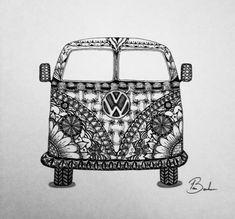 VW zendoodle