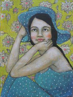 Spring Portrait | Jane Spakowsky (DesRosier)