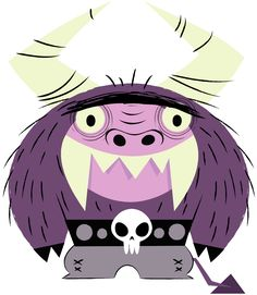 foster's home for imaginary friends - eduardo!