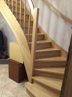 Schody drewniane na wymiar ( ażurowe, na beton, dywanowe ) Wrocław - image 1 Stairs, Design, Home Decor, Stairway, Decoration Home, Room Decor, Staircases, Home Interior Design