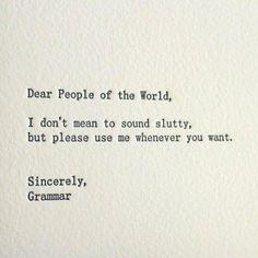 makes me or make me grammar