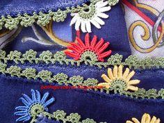 Çok Güzel Tığ Oyası Modeli Lace Earrings, Lacemaking, Needle Lace, Lace Flowers, Shawl, Elsa, Coin Purse, Brooch, Embroidery