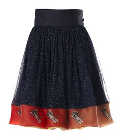 SUPERSWEET x moumi Stellar Skirt