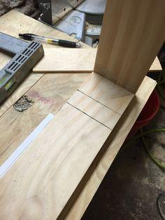 DIY $40 Wood TV Frame {works for TVs that tilt and rotate, too!} Backyard Furniture, Diy Furniture, Frame Around Tv, Tv Wall Cabinets, Frames On Wall, Tv Frames, Installing Hardwood Floors, Living Room Tv Unit Designs, Carpentry Projects