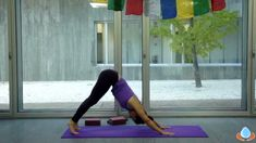 Clase completa de yoga dinámico para principiantes en español