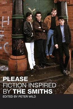 Please Fiction Inspired by The Smiths edited by Perter Wild