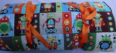 Nap Mat by SweetPeainLa on Etsy, $40.00
