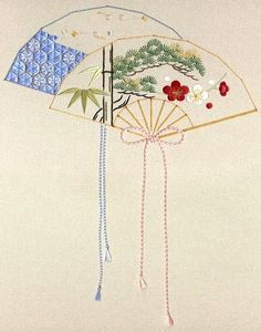 Nuido and Embroidery Designs - Japanese Embroidery Center