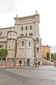 """""""Cathédrale de Monaco"""" by light917 on Flickr - Cathedrale de Monaco, Monaco-Ville, Monaco"""